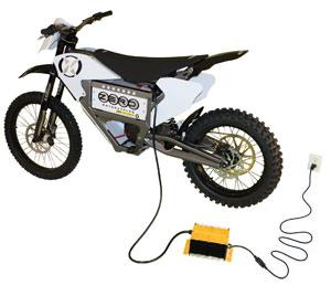charging bikes